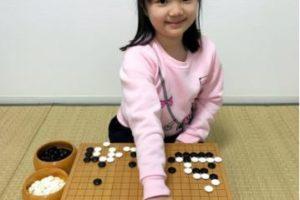 仲邑菫さん!囲碁界に新星誕生・史上最年少(10歳)でプロ棋士に